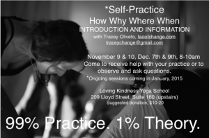 Self-Practice Intro - screenshot